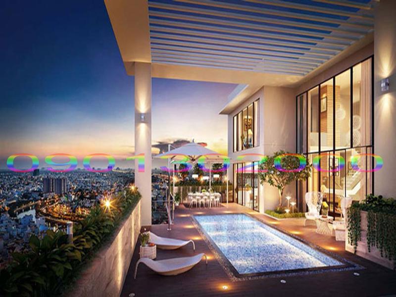 Sky Villa là gì? Đặc điểm căn hộ Sky Villa